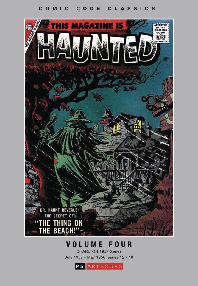 This Magazine is Haunted Vol. 4