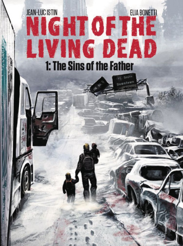 Night of the Living Dead Vol. 1: The Sins of the Father