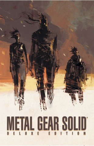 Metal Gear Solid Deluxe Edition