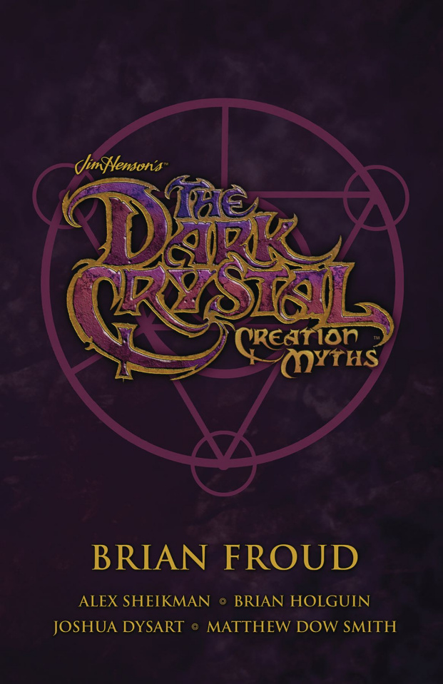 The Dark Crystal: Creation Myths Box Set
