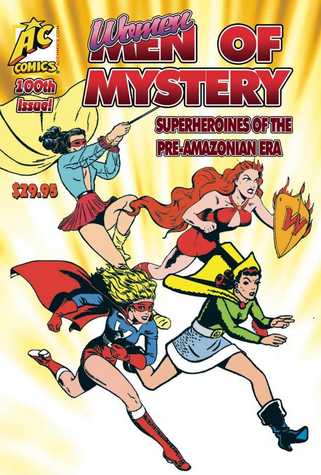Men of Mystery #100