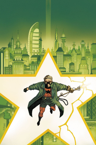 Doctor Star and The Kingdom of Lost Tomorrows #1 (Variant Cover)