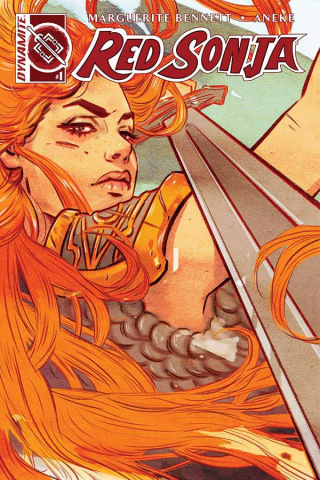 Red Sonja #1 (Lotay Cover)