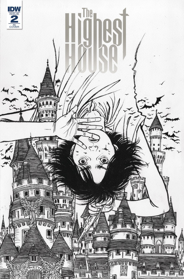 The Highest House #2 (10 Copy Cover)