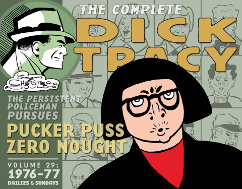 The Complete Chester Gould Dick Tracy Vol. 29