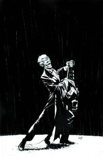 Batman #17 (Black & White Cover)