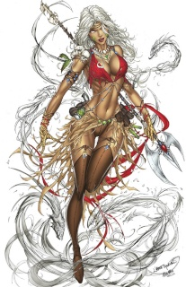 Grimm Fairy Tales: The Coven #2 (Tyndall Cover)