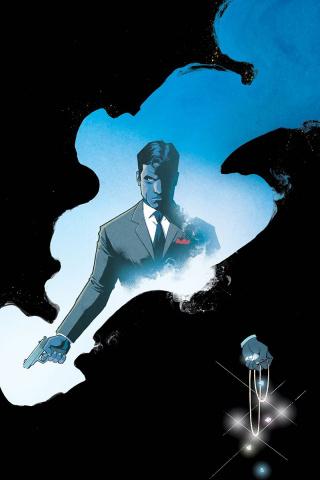James Bond: 007 #9 (40 Copy Gapstur Virgin Cover)