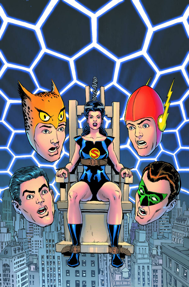 Convergence: The Crime Syndicate #1