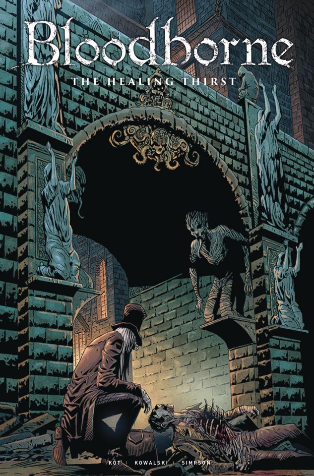 Bloodborne #5 (Kowalski Cover)
