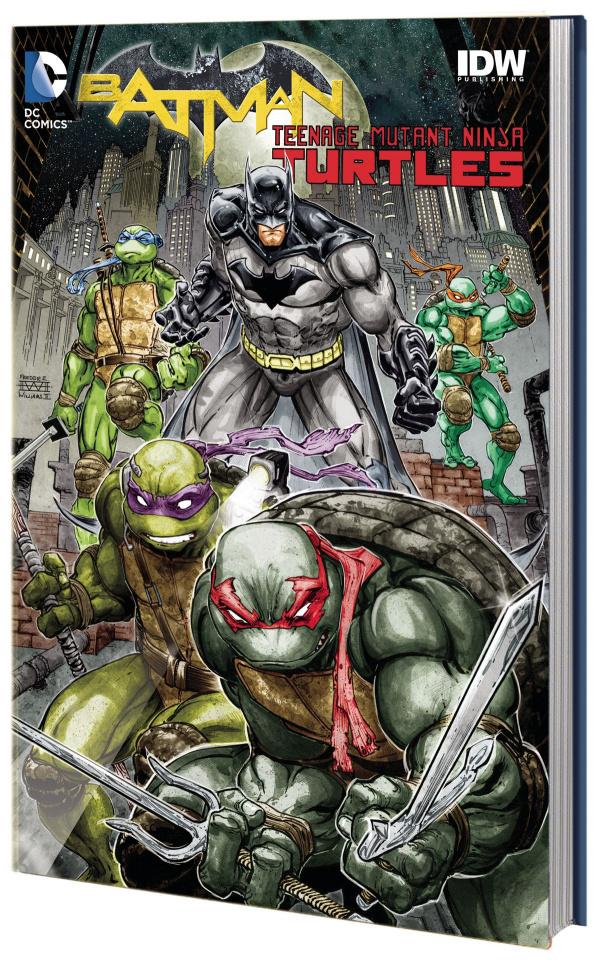 Batman / Teenage Mutant Ninja Turtles