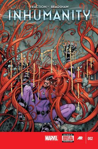 Inhumanity: Medusa #1