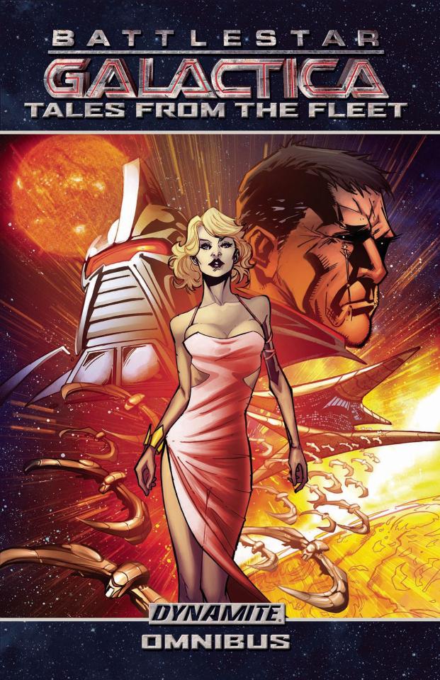 Battlestar Galactica: Tales from the Fleet (Omnibus)