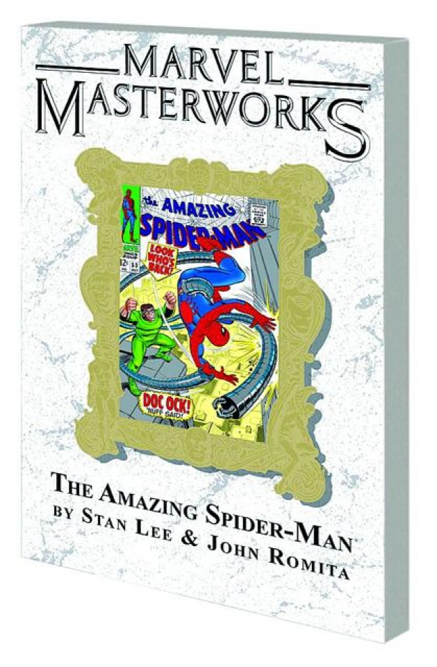 The Amazing Spider-Man Vol. 6 (Marvel Masterworks)