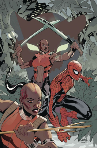 Wakanda Forever: The Amazing Spider-Man #1