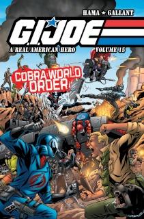 G.I. Joe: A Real American Hero Vol. 15