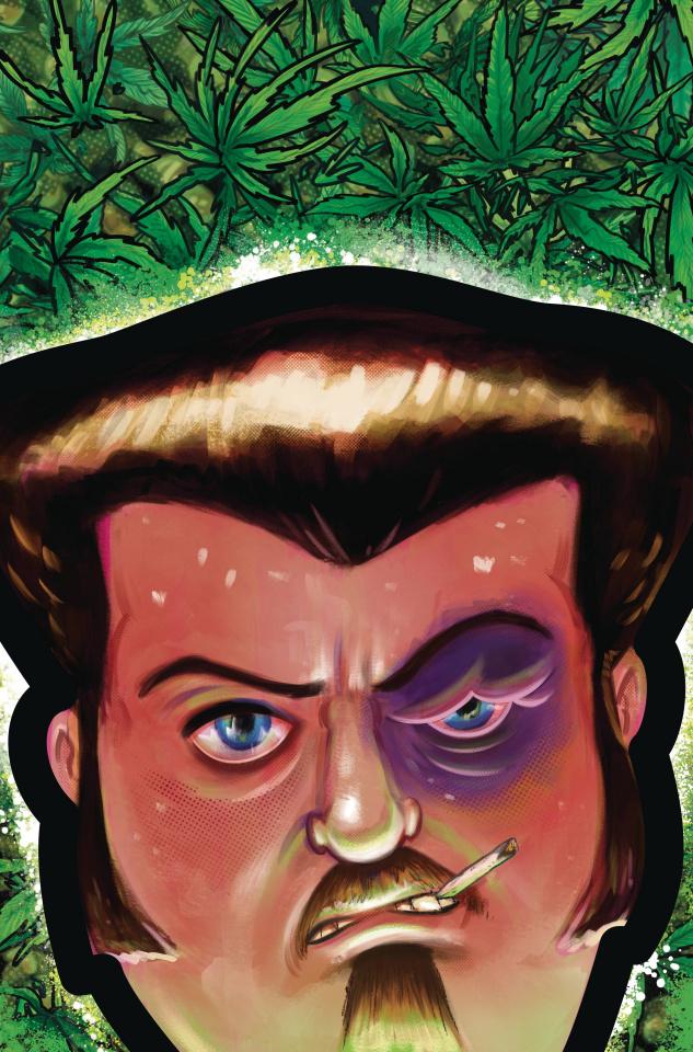 Trailer Park Boys: Bagged & Boarded (Garibaldi Cover)