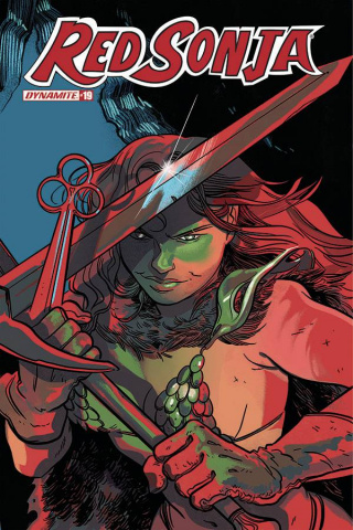 Red Sonja #19 (Henderson Cover)