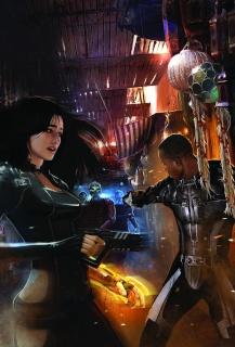 Mass Effect: Foundation #5