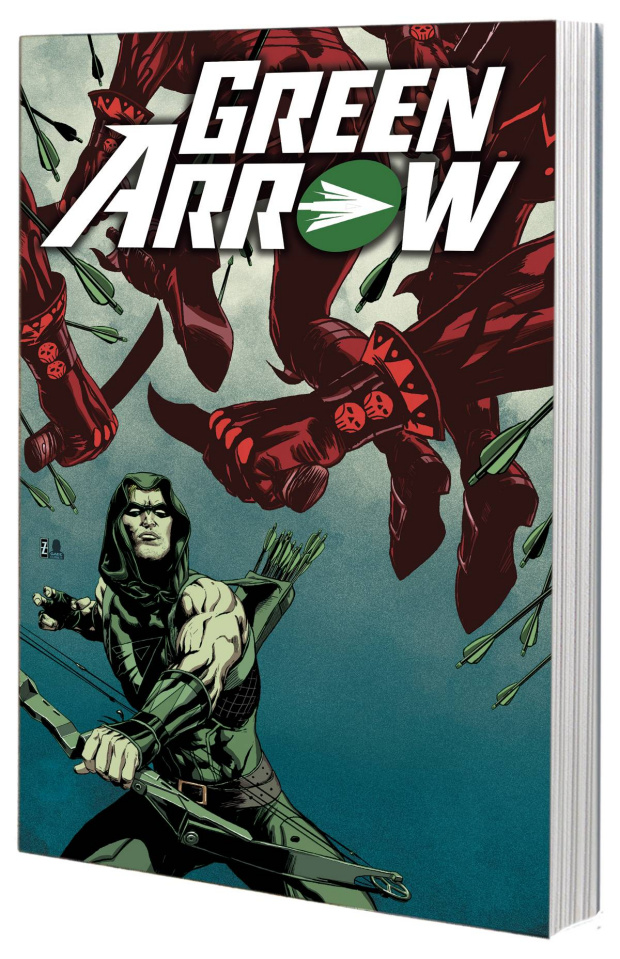 Green Arrow Vol. 8: The Nightbirds