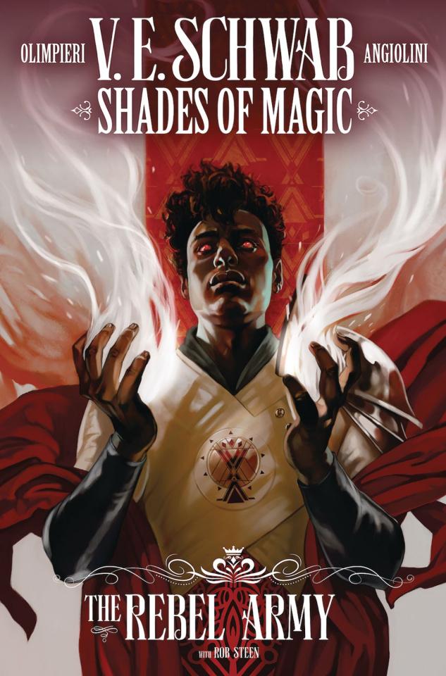 Shades of Magic: The Rebel Army #1 (Ianniciello Cover)