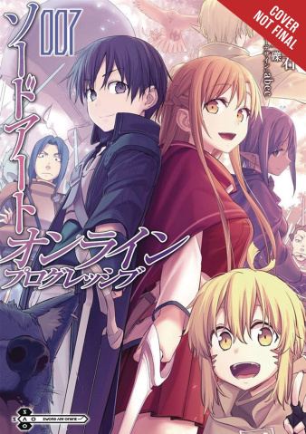 Sword Art Online Progressive Vol. 7