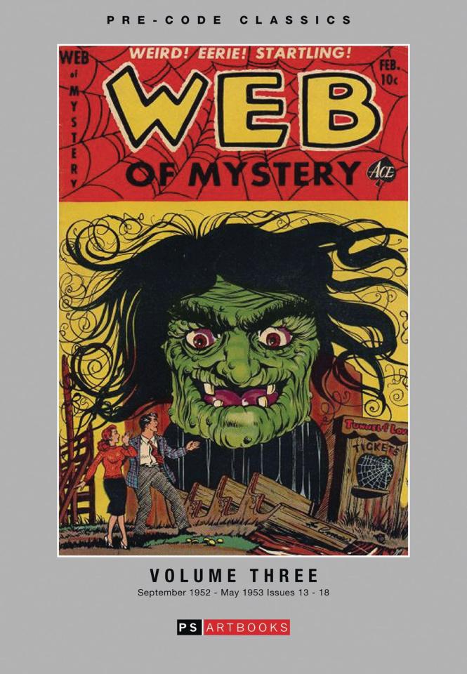 Web of Mystery Vol. 3