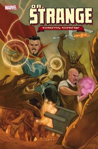 Dr. Strange #6