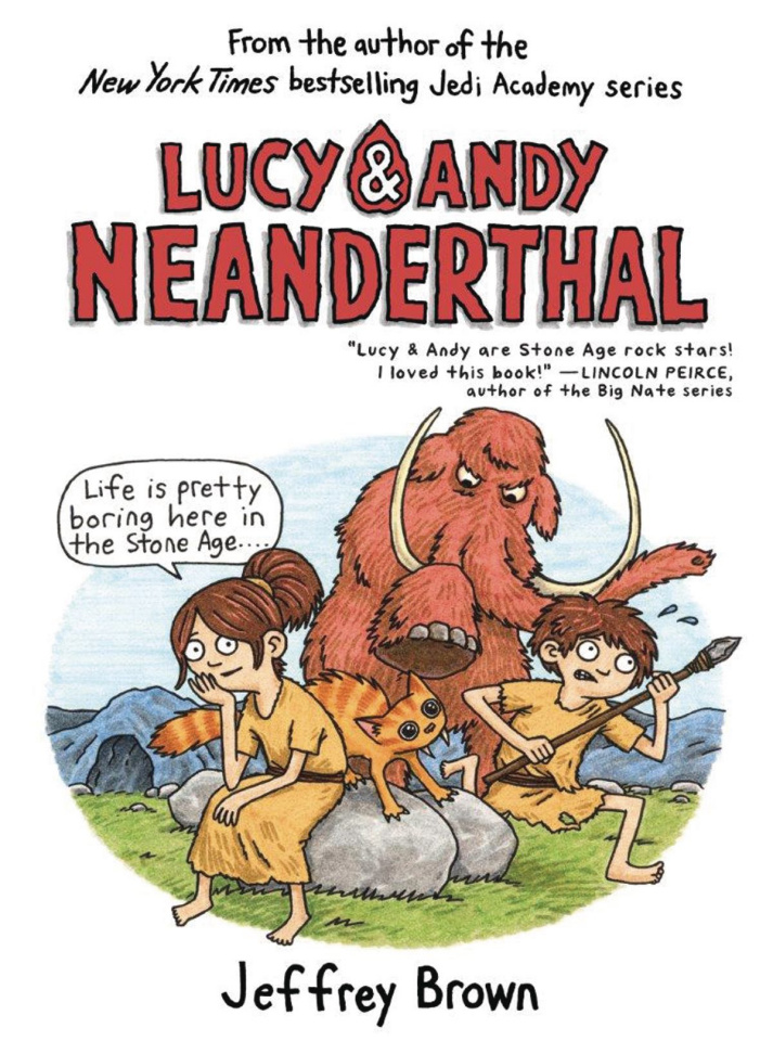 Lucy & Andy Neanderthal Vol. 1