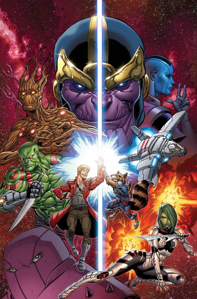 Guardians of the Galaxy: The Best Story Ever! #1