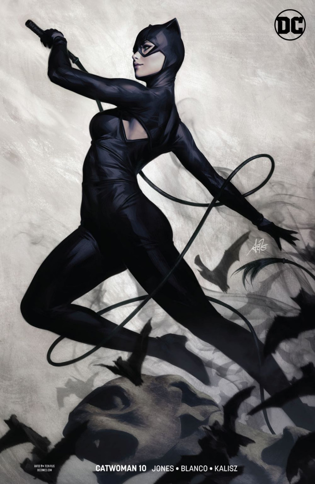 Catwoman #10 (Variant Cover)