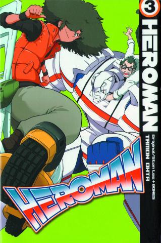 Heroman Vol. 3