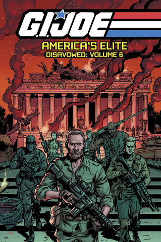 G.I. Joe: America's Elite Vol. 6: Disavowed