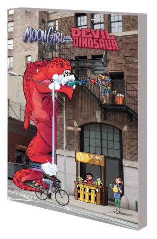 Moon Girl and Devil Dinosaur Vol. 6