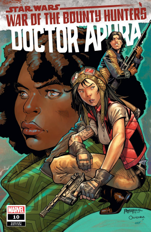 Star Wars: Doctor Aphra #10 (Height Cover)