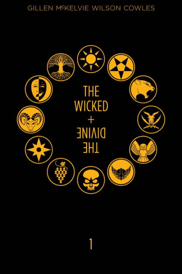The Wicked + The Divine Vol. 1: Year One