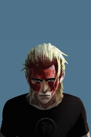 Gung-Ho: Anger #2 (Kummant Cover)