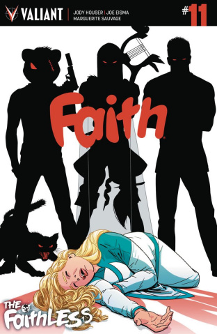 Faith #11 (Kano Cover)