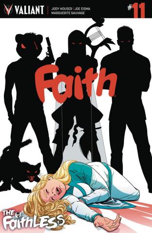 Faith #11 (Kano Cover)