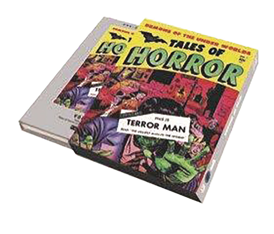 Tales of Horror Vol. 1 (Slipcase Edition)
