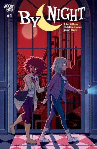 By Night #1 (Gurihiru Cover)