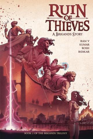 Brigands Vol. 2: Ruin of Thieves