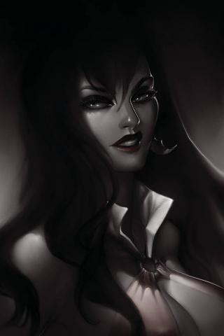 Vampirella #14 (11 Copy Hetrick Virgin Cover)
