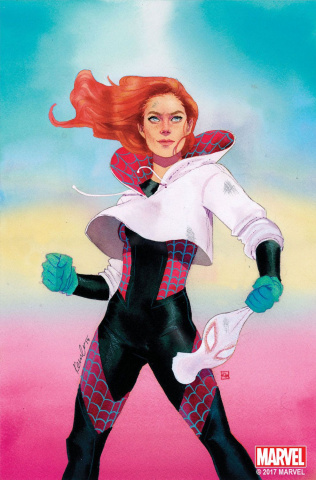 Spider-Gwen #21 (Wada Mary Jane Cover)