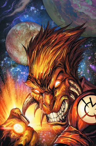 Larfleeze Vol. 2: The Face of Greed