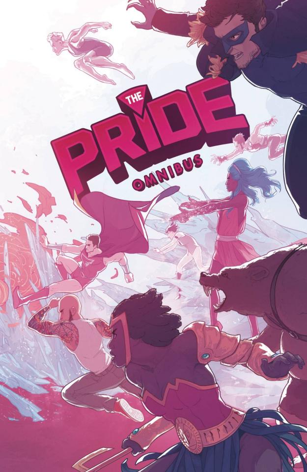 The Pride (Omnibus)