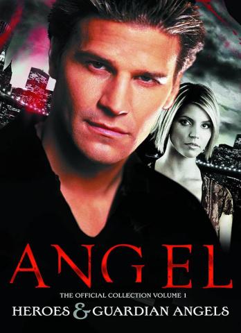 Angel Vol. 1: Heroes & Guardian Angels