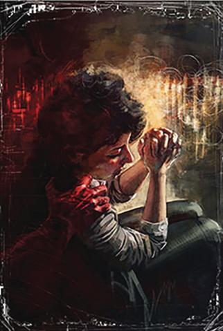 Watcher #2 (Mastrazzo Cover)