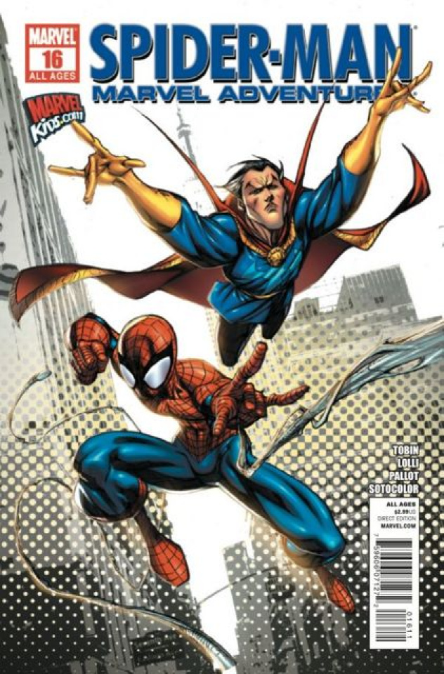 Spider-Man: Marvel Adventures #16