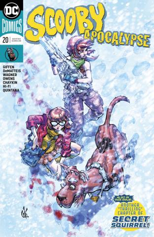 Scooby: Apocalypse #20
